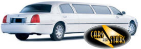 Limo Hire Baxley - Cars for Stars (Preston) offering white, silver, black and vanilla white limos for hire